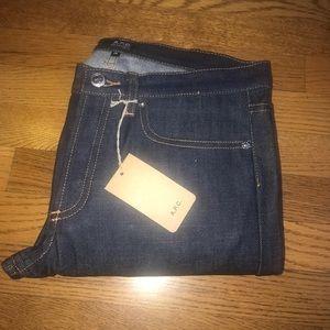 A.P.C. new cure homme den Brut jeans men's size 29